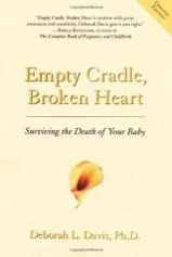 """Empty Cradle, Broken Heart: Surviving the Death of Your Baby"" by Deborah Davis"