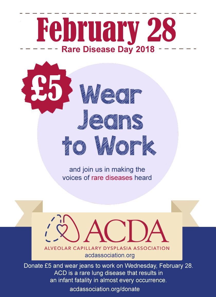 Jeans Day Flyer (2018 u2013 Feb 28 u2013 GENERAL u2013 UK) | ACD Association