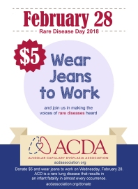 Jeans Day Flyer (2018 - Feb 28 - GENERAL)