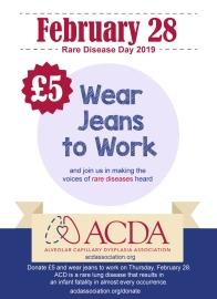 Jeans Day Flyer (2019 - Feb 28 - GENERAL - UK)