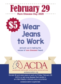 Jeans Day Flyer (2020 - Feb 28 - GENERAL)